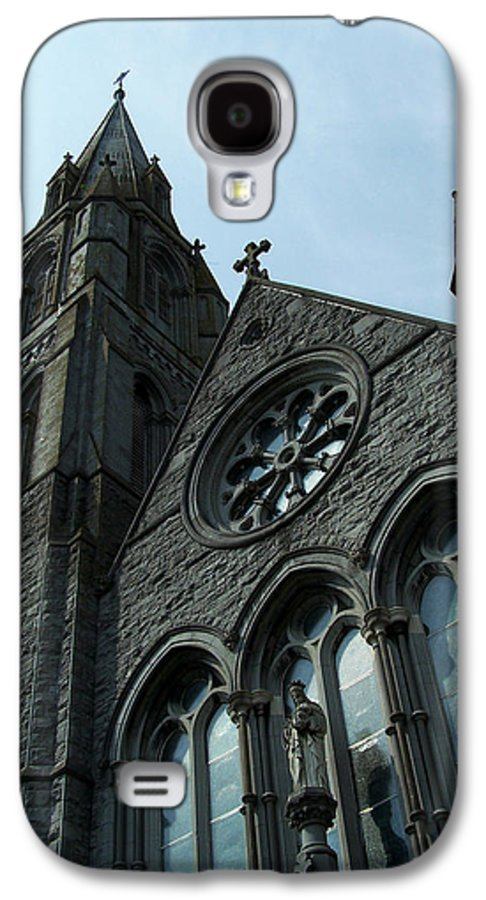 Ireland Galaxy S4 Case featuring the photograph St. Mary's Of The Rosary Catholic Church by Teresa Mucha