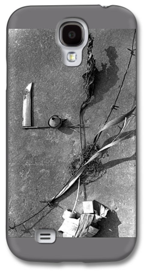 Still Life Galaxy S4 Case featuring the photograph Still Forms by Ted M Tubbs