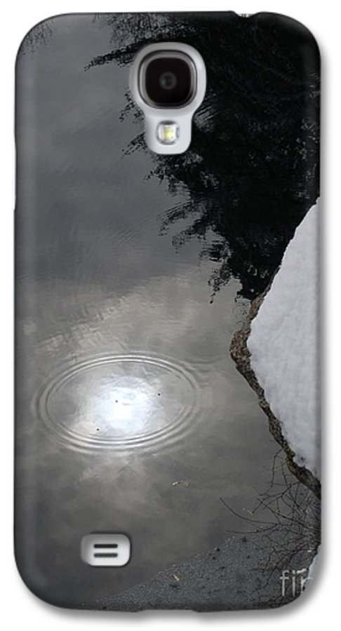 Landsscape Galaxy S4 Case featuring the photograph Storms End by Chad Natti