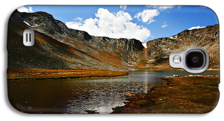 Travel Galaxy S4 Case featuring the photograph Summit Lake Colorado by Marilyn Hunt