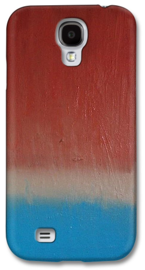 Painting Galaxy S4 Case featuring the painting Sun Rise - Sold by Elizabeth Klecker