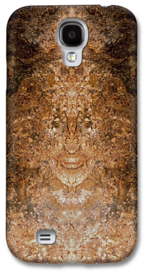 Rocks Galaxy S4 Case featuring the photograph Sunqueen Of Woodstock by Nancy Griswold