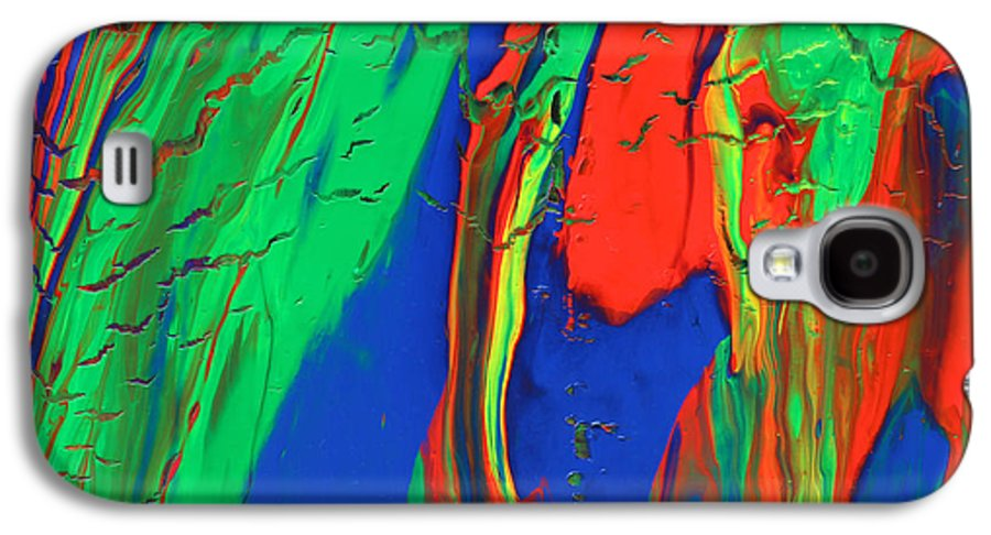 Fusionart Galaxy S4 Case featuring the painting The Escape by Ralph White