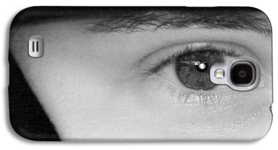 Eyes Galaxy S4 Case featuring the photograph The Eyes Have It by Christine Till