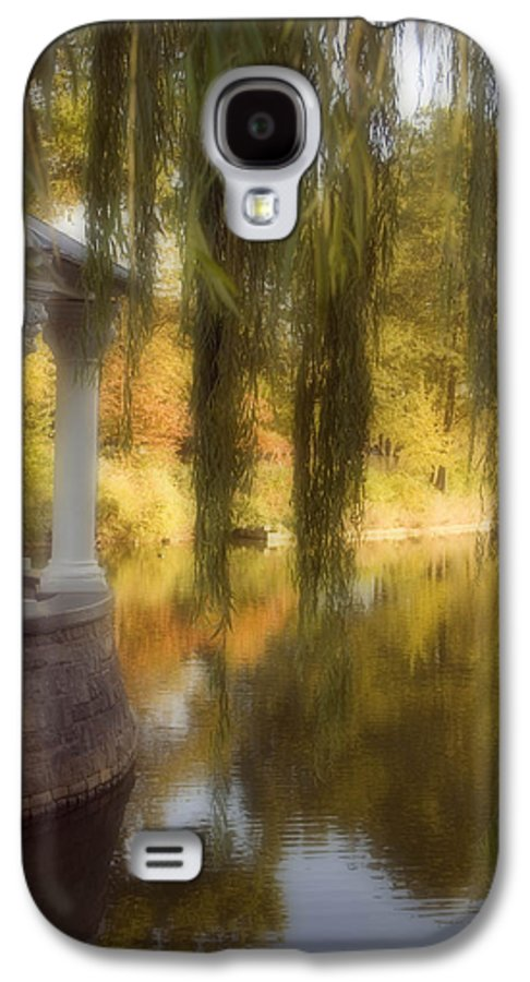 Water Galaxy S4 Case featuring the photograph The Gazebo by Ayesha Lakes