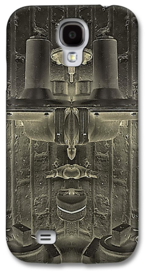 Photo Art Galaxy S4 Case featuring the digital art The Invisible Man by Wendy J St Christopher