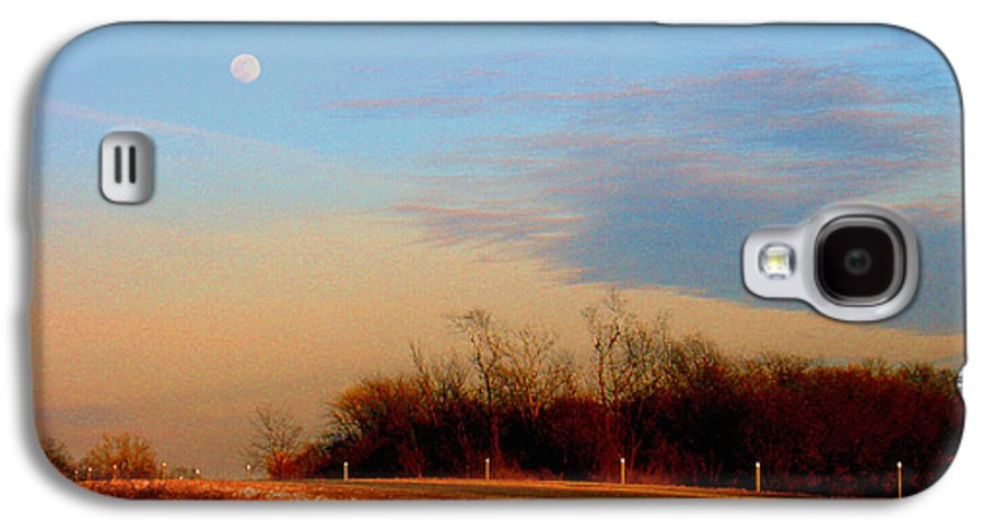 Landscape Galaxy S4 Case featuring the photograph The On Ramp by Steve Karol