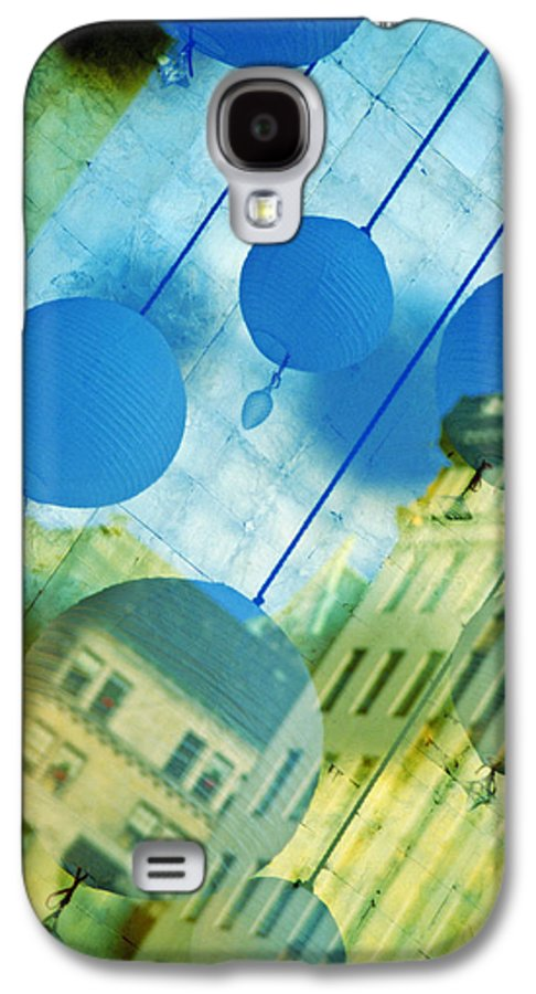 New York Galaxy S4 Case featuring the photograph Tiffanys by Skip Hunt