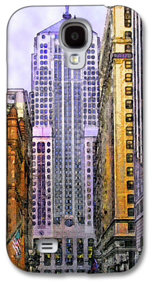 Trading Places Galaxy S4 Case featuring the digital art Trading Places by John Beck