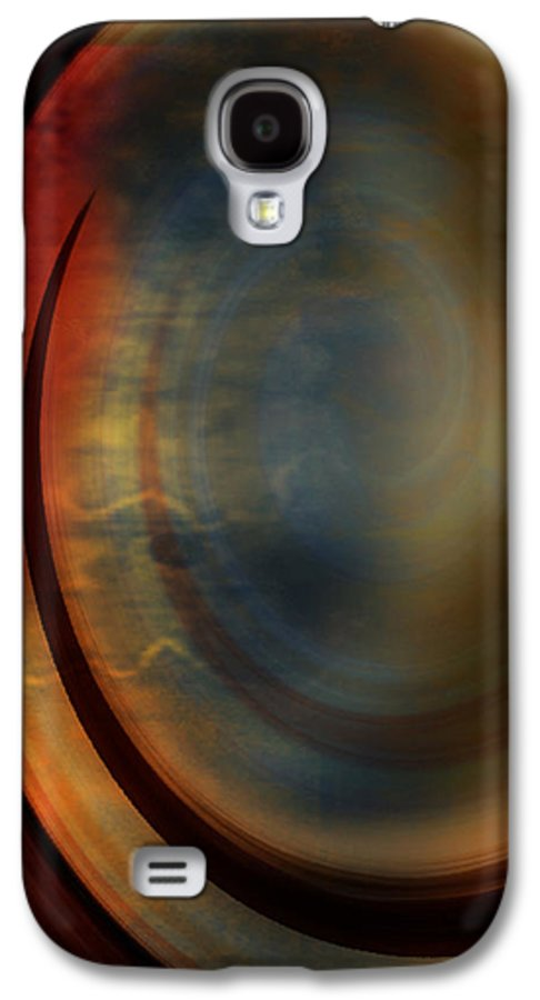 Tuscan 2 Galaxy S4 Case featuring the painting Tuscan 2 by Jill English
