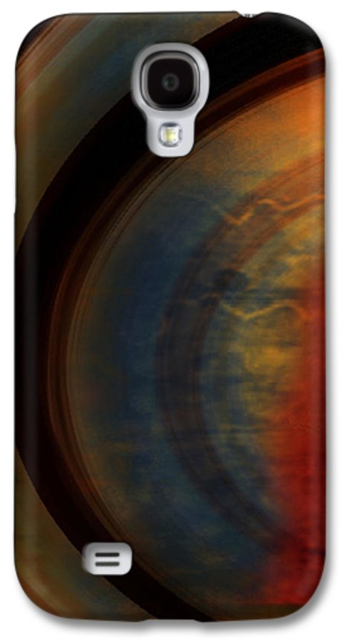 Tuscan Galaxy S4 Case featuring the painting Tuscan by Jill English