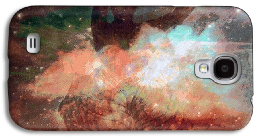 Tropical Interior Design Galaxy S4 Case featuring the photograph Uhane Hula by Kenneth Grzesik