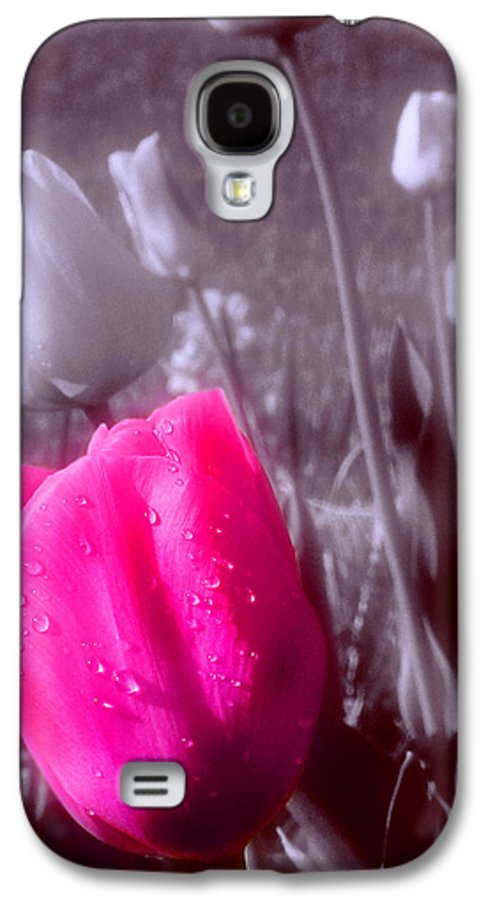 Flower Galaxy S4 Case featuring the photograph Uniqueness by Kenneth Krolikowski
