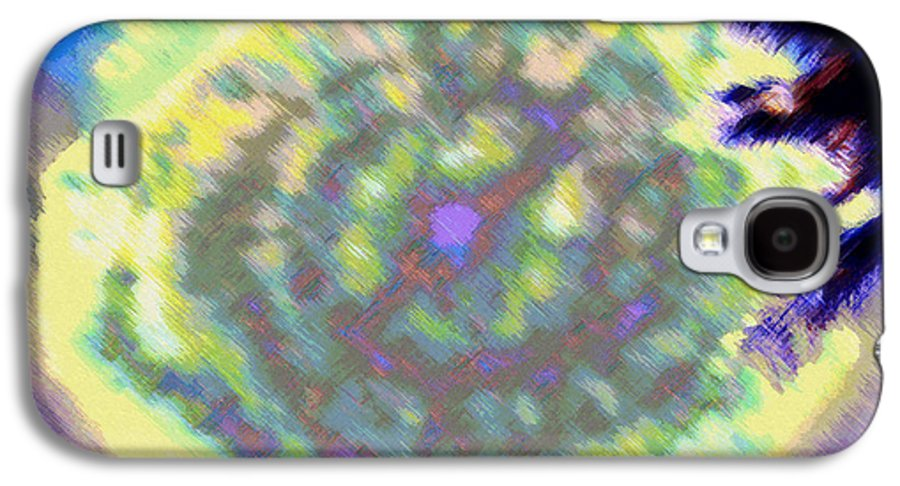 Rainbow Colors Digital Galaxy S4 Case featuring the photograph Waho Ka Manawa by Kenneth Grzesik