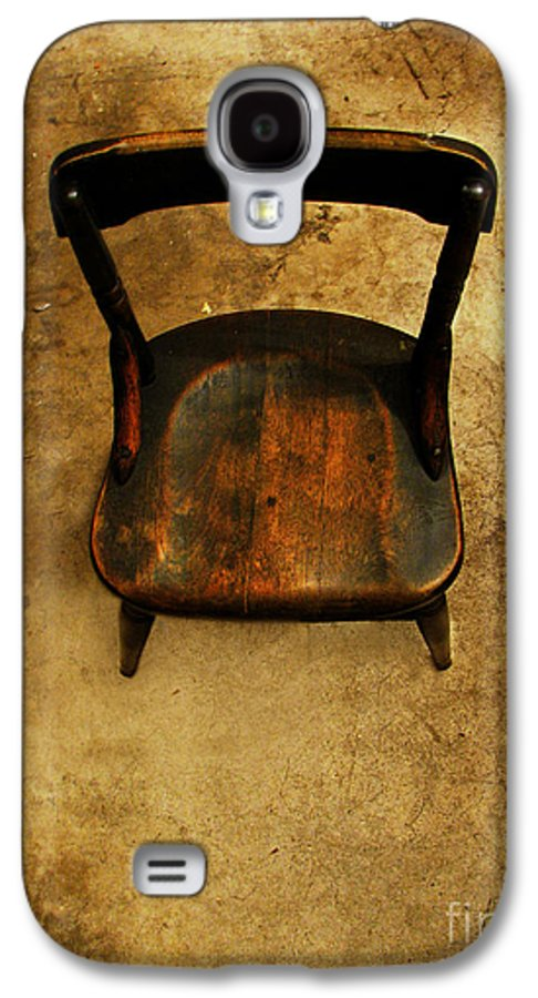 Alone Galaxy S4 Case featuring the photograph Waiting To Say Goodbye by Dana DiPasquale