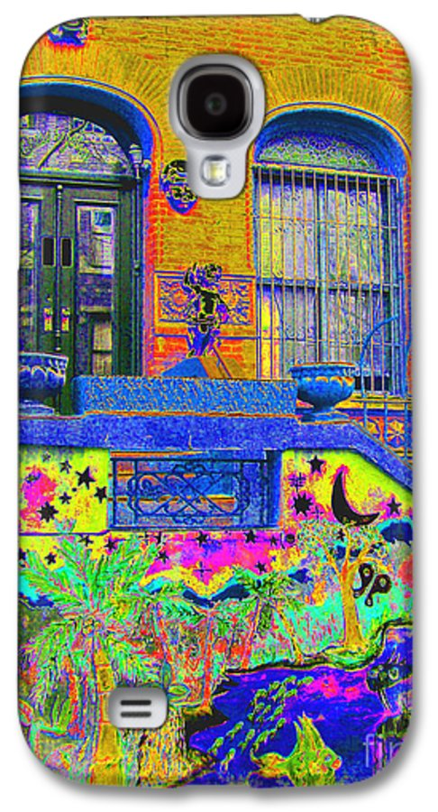 Harlem Galaxy S4 Case featuring the photograph Wax Museum Harlem Ny by Steven Huszar