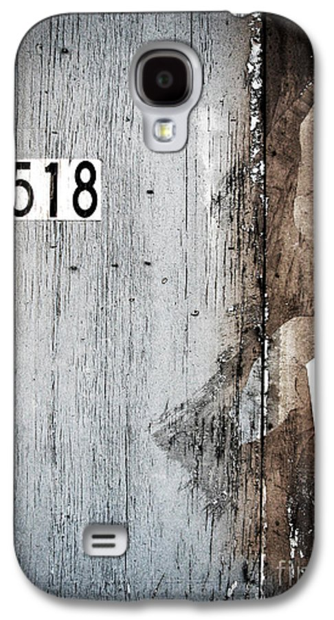 1 Galaxy S4 Case featuring the photograph We Are Each Others Keeper by Dana DiPasquale
