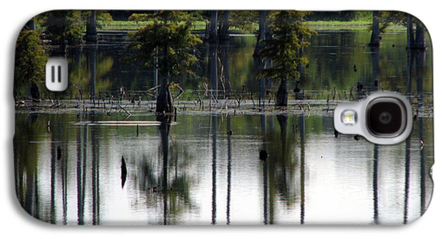 Wetlands Galaxy S4 Case featuring the photograph Wetland by Amanda Barcon