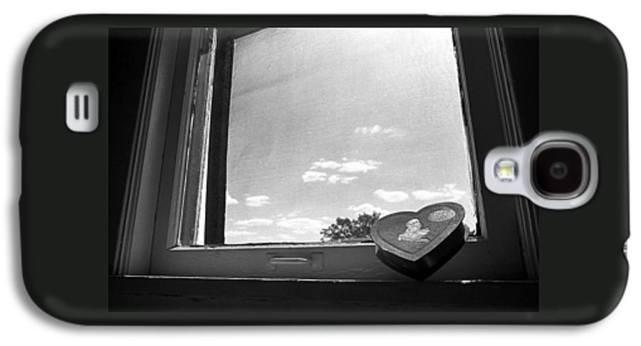 Window Galaxy S4 Case featuring the photograph What Remains by Ted M Tubbs