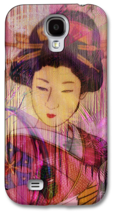 Willow World Galaxy S4 Case featuring the digital art Willow World by John Beck