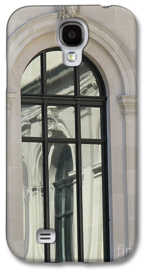 Windows Galaxy S4 Case featuring the photograph Window by Amanda Barcon