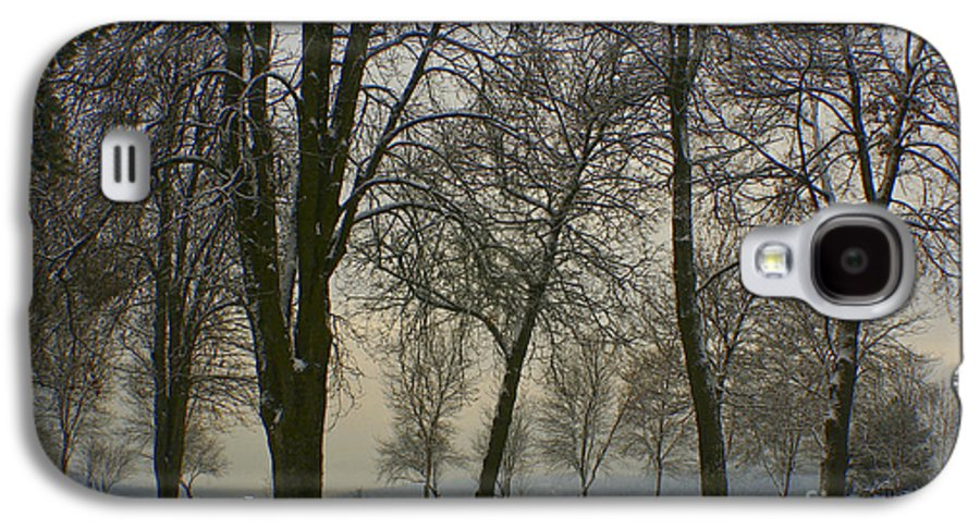 Park Galaxy S4 Case featuring the photograph Winter Wonderland by Idaho Scenic Images Linda Lantzy
