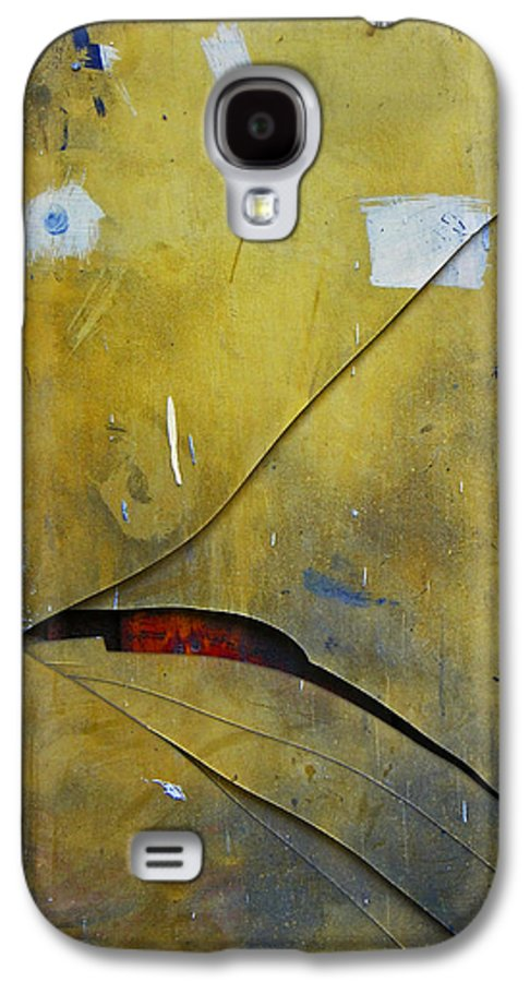 Abstract Galaxy S4 Case featuring the photograph Xalapa Miro by Skip Hunt
