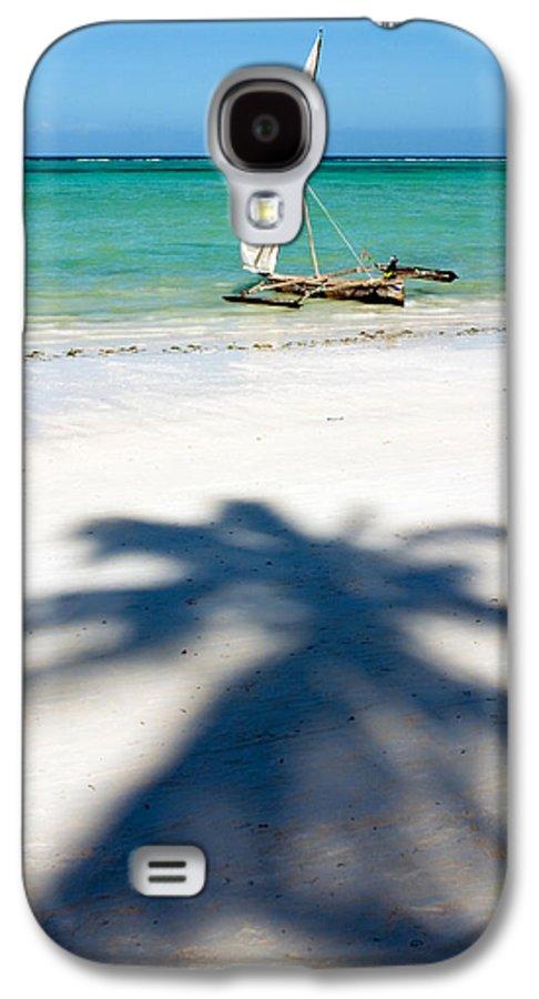 3scape Galaxy S4 Case featuring the photograph Zanzibar Beach by Adam Romanowicz
