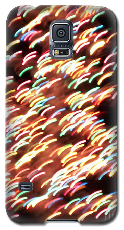 Abstract Galaxy S5 Case featuring the photograph Abstract by Tony Cordoza