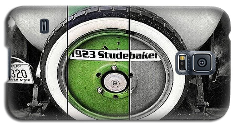 Studebaker Galaxy S5 Case featuring the photograph Instagram Photo by Aaron Kremer