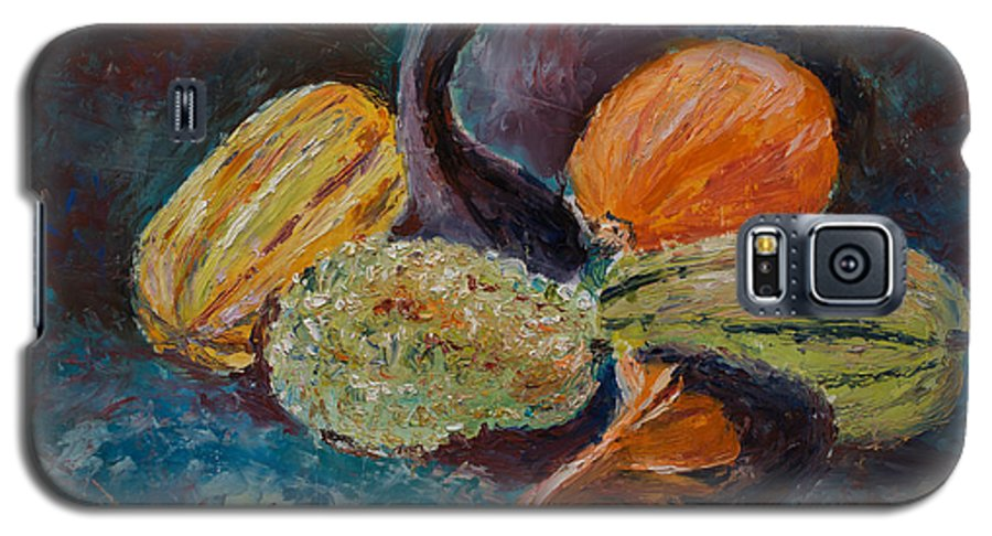 Oil Galaxy S5 Case featuring the painting Wild Bunch by Horacio Prada