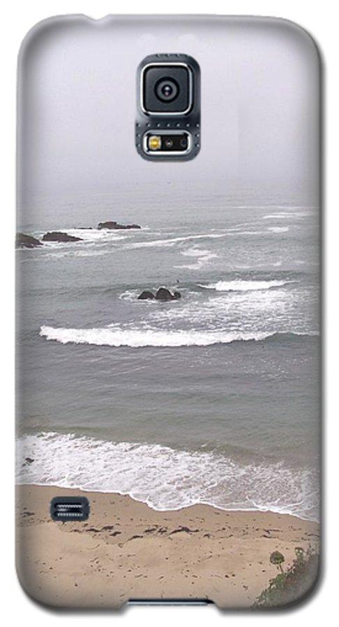 Coast Galaxy S5 Case featuring the photograph Coastal Scene 2 by Pharris Art