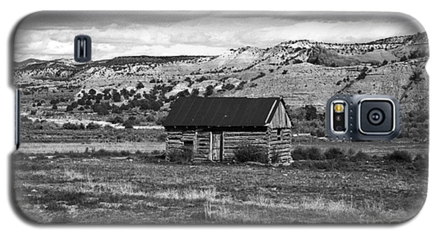 Utah Galaxy S5 Case featuring the photograph Courage by Kathy McClure