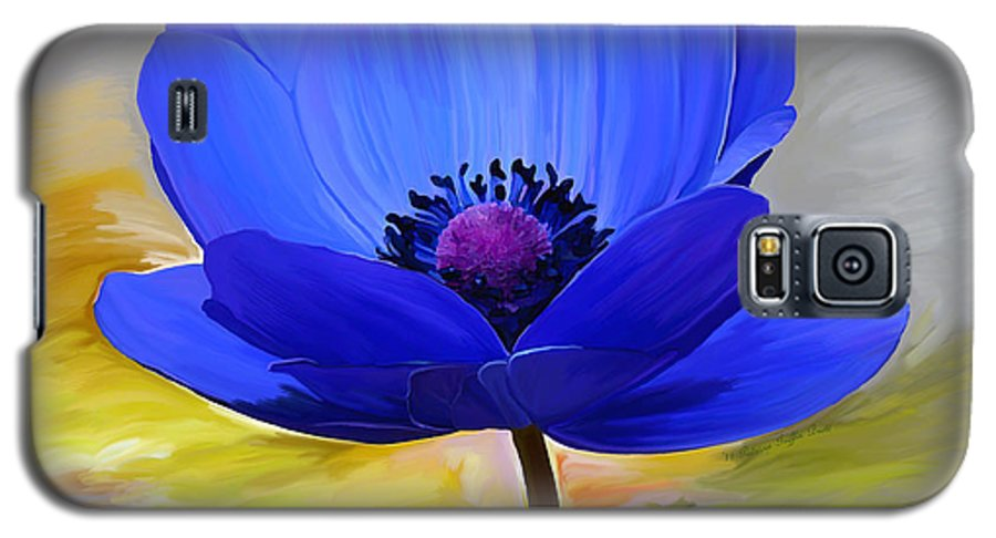 Fine Art Galaxy S5 Case featuring the painting Lord Lieutenant by Patricia Griffin Brett
