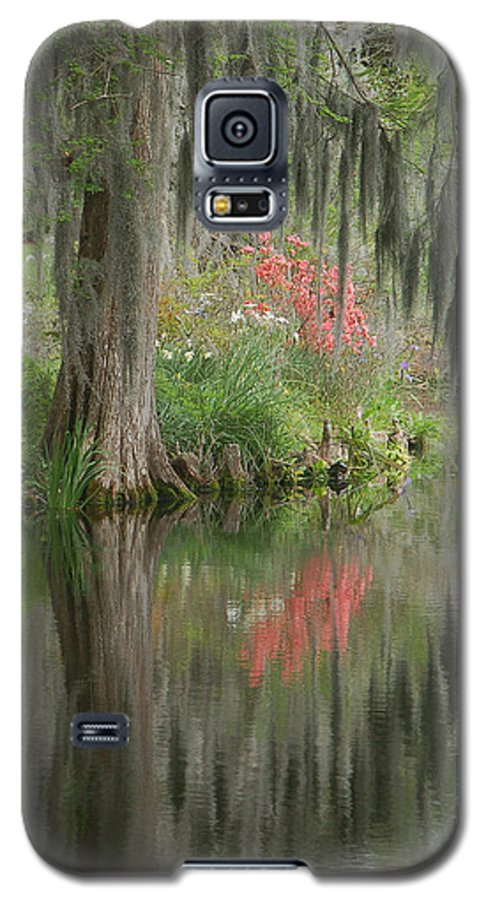 Lowcountry Galaxy S5 Case featuring the photograph Lowcountry Series I by Suzanne Gaff