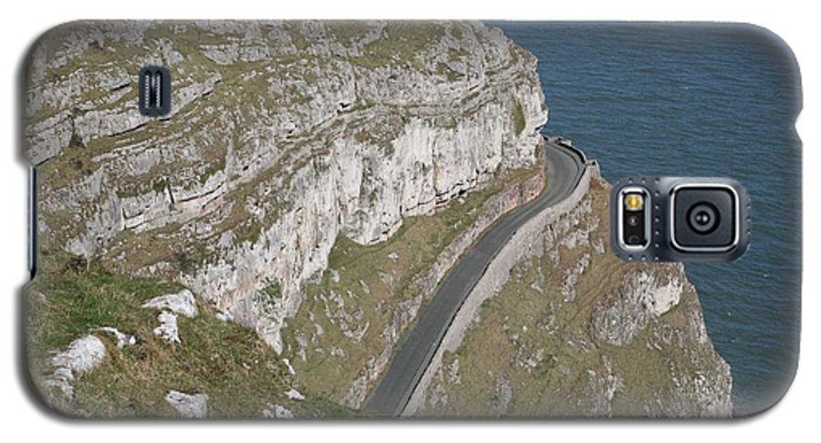 Marine Galaxy S5 Case featuring the photograph Marine Drive by Christopher Rowlands