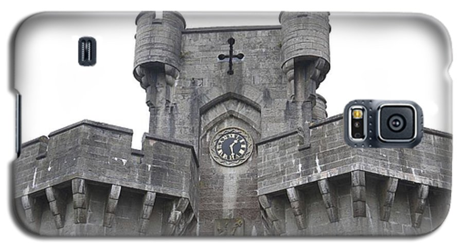 Castles Galaxy S5 Case featuring the photograph Penrhyn Castle 2 by Christopher Rowlands