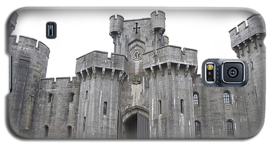 Castles Galaxy S5 Case featuring the photograph Penrhyn Castle 3 by Christopher Rowlands