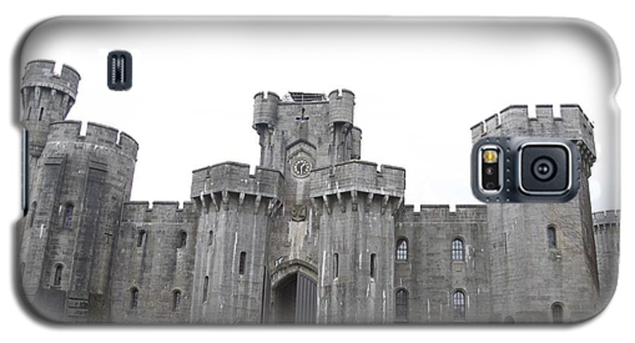 Castles Galaxy S5 Case featuring the photograph Penrhyn Castle by Christopher Rowlands
