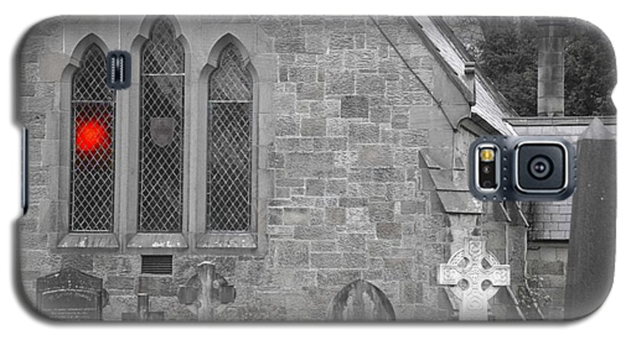 Church Galaxy S5 Case featuring the photograph The Church 2 by Christopher Rowlands