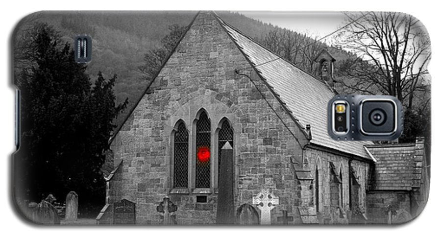 Church Galaxy S5 Case featuring the photograph The Church by Christopher Rowlands