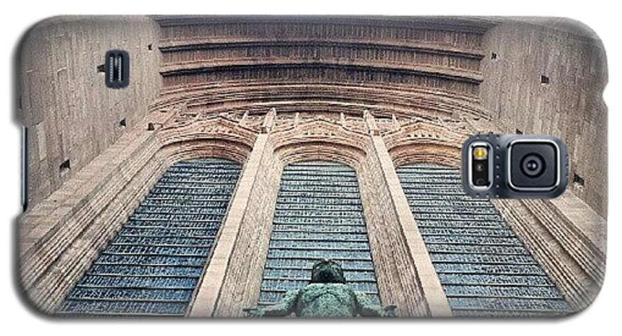 Androidcommunity Galaxy S5 Case featuring the photograph #liverpool #liverpoolcathedrals by Abdelrahman Alawwad