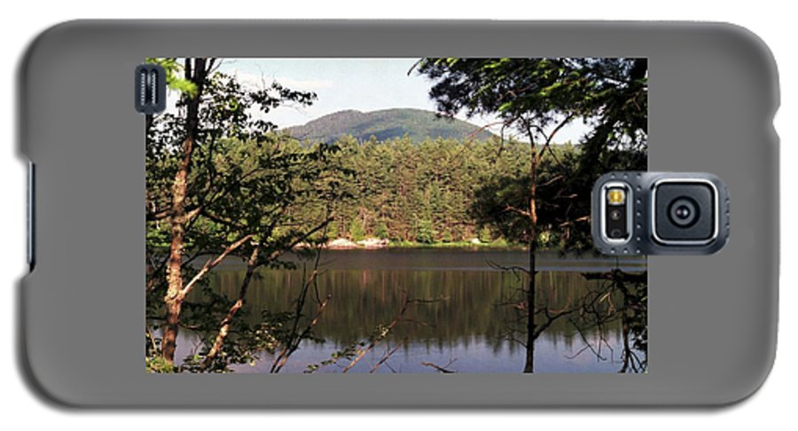 Mountain Galaxy S5 Case featuring the photograph 080706-84 by Mike Davis