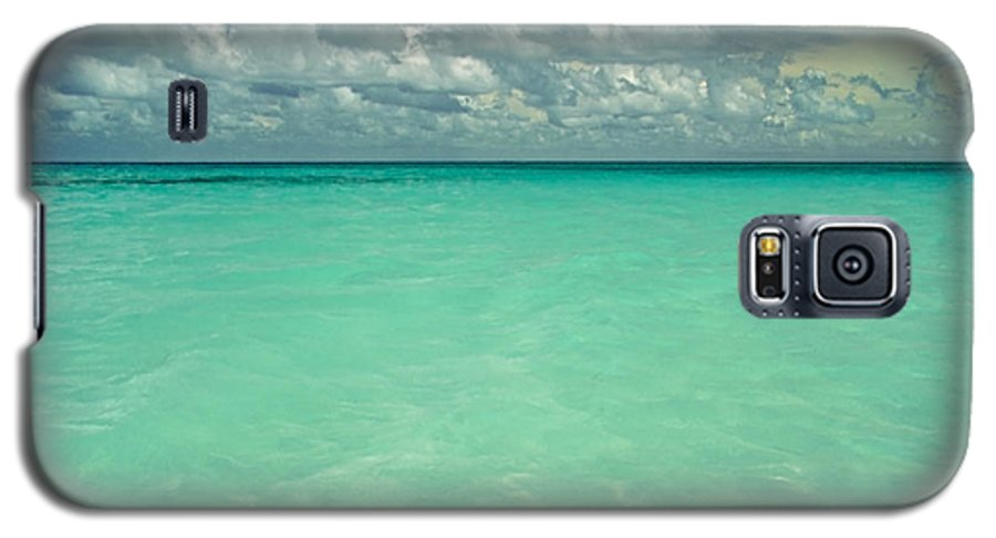 Belize Galaxy S5 Case featuring the photograph Heaven by Skip Hunt