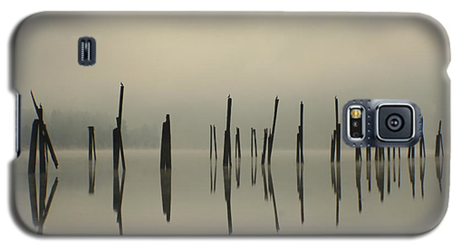 Tranquility Galaxy S5 Case featuring the photograph Pend Oreille Reflections by Idaho Scenic Images Linda Lantzy