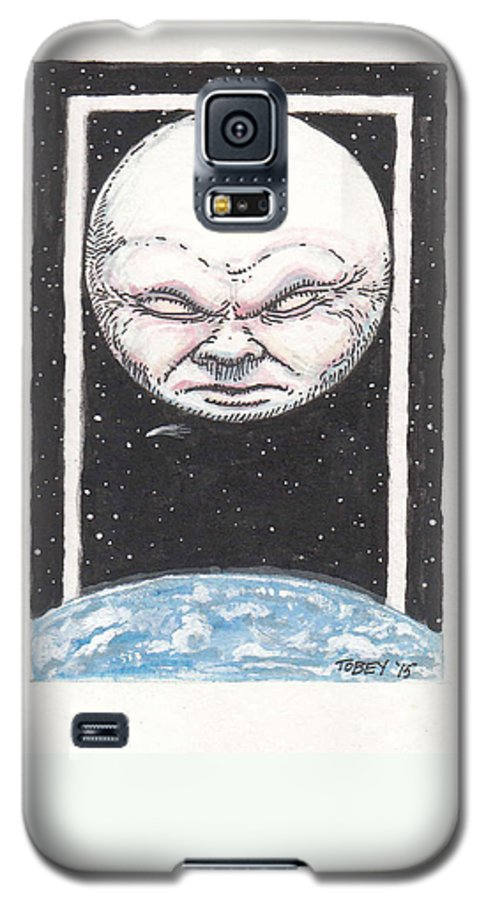 Furniture Galaxy S5 Case featuring the drawing Untitled by Tobey Anderson