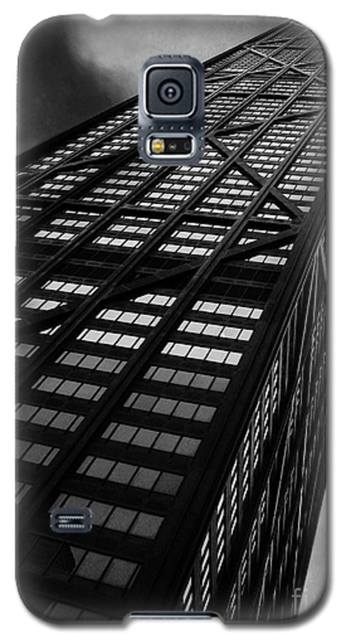 City Galaxy S5 Case featuring the photograph Limitless by Dana DiPasquale