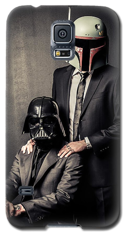 Star Wars Galaxy S5 Case featuring the photograph Star Wars Dressman 2 by Marino Flovent