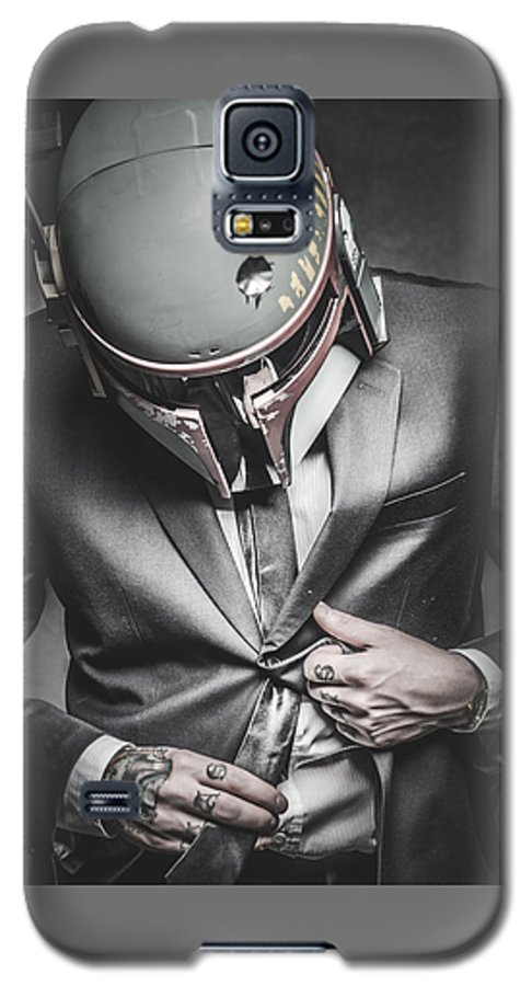Star Wars Galaxy S5 Case featuring the photograph Star Wars Dressman by Marino Flovent