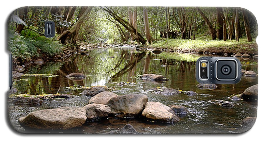 Nature Galaxy S5 Case featuring the photograph Untitled by Kathy Schumann